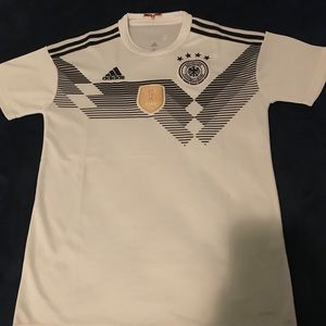 Adidas Germany Home Jersey(2018)